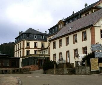 Le Grand hôtel retrouve un peu de sérénité | Grand hôtel Le Hohwald | Scoop.it