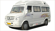 8 Seater Tempo Traveller Hire | Jyoti Day tours | Scoop.it