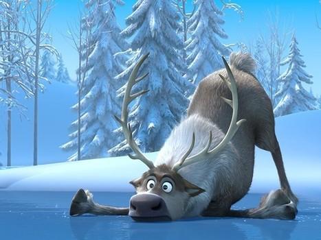 Disney lanza el primer tráiler de Frozen, su nueva película animada - ENTER.CO | El otro... | Scoop.it