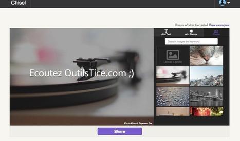 3 outils pour créer des images avec des citations | Les outils d'HG Sempai | Scoop.it