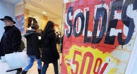 Soldes d'hiver : bilan décevant, sauf pour internet | La moda | Scoop.it