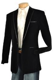 Perfect Fitted Velvet Tuxedo Jacket For Men | Mens Personality development | Scoop.it