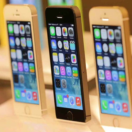 Apple's iPhone5S sold out within minutes in UK! - Sci/Tech -  dna | global brand | Scoop.it