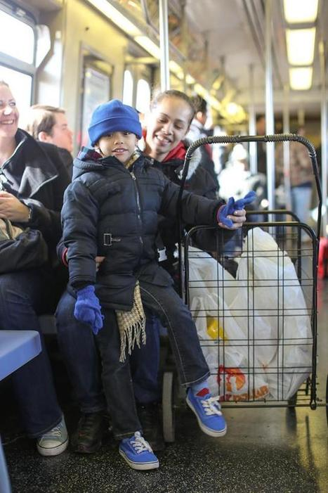 humansofnewyork: This little guy was riding on a... | Staten Island Love | Scoop.it