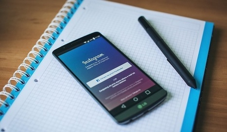 Instagram a maintenant son équivalent des pages Facebook. | SocialWebBusiness | Scoop.it