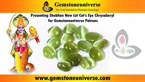 Top Ten Benefits of Cat's Eye Gemstone| Cats eye metaphysical properties | Vedic Astrology and Gemstones | Scoop.it