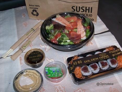 Sushi a domicilio en Valencia y excelente   Lámpara de sobremesa Dina   Scoop.it
