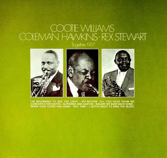 """Take The """"A"""" Train: Cootie, Rex and Hawk: Together   Jazz Plus   Scoop.it"""
