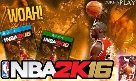 Efsane Basketbolcu Michael Jordan NBA 2K16 Special Edition'la Sahalara Geri D | Hearthstone | Scoop.it