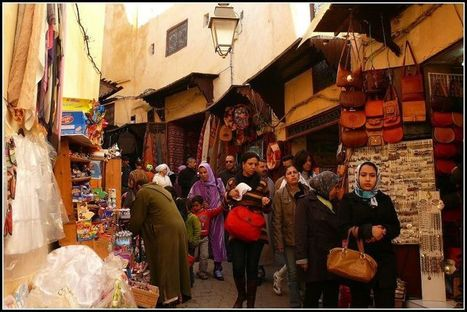 Moroccan medinas | A World of Travel, Photography and Culture | Scoop.it