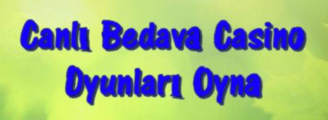 Canlı Bedava Casino Oyunları Oyna | Bedava Bahis Hakkı Veren Siteler, Bedava Bahis Oyna | Casino | Scoop.it