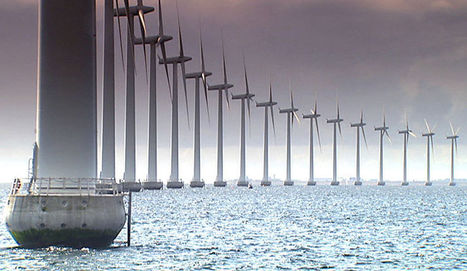 Denmark met electricity needs with renewable wind power | Geography for All! | Scoop.it