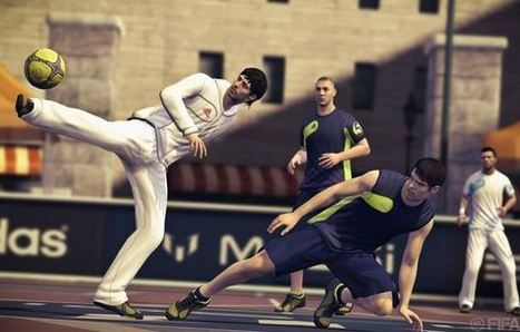 fifa street review | News and games | Scoop.it