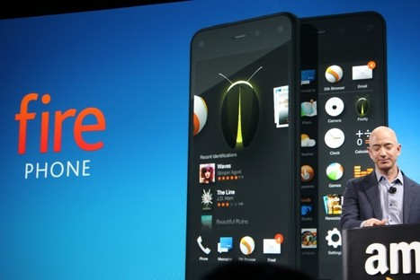 There's no hope for Amazon's Fire Phone | Inside Amazon | Scoop.it