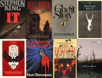 The 50 Scariest Books of All Time | Book Trailers: My Favorites | Scoop.it