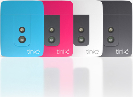 Zensorium Tinké, an iPhone Connected Pulse Oximeter (VIDEO)   Médicaments et E-santé   Scoop.it