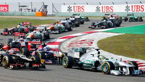 Formula One Sponsors Line Up for Global Reach | Sponsorship | Scoop.it