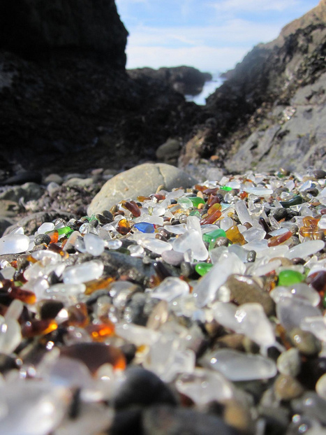 Glass Beach – The Dump You'll Want to Visit - Star Infranet | Travel Technology News | Cheap Airlines Tickets, Flight Tickets, Hotel Reservations, Car Rentals | Scoop.it