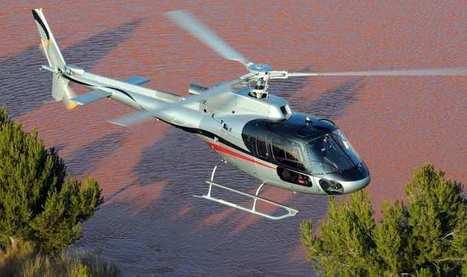 Airbus va tester avec Uber le transport àla demande en hélicoptère | Inventive, innovation & creativity sourcing | Scoop.it