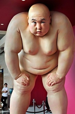 Sumo Sculptures by Mu Boyan | Premium WordPress Themes | Scoop.it