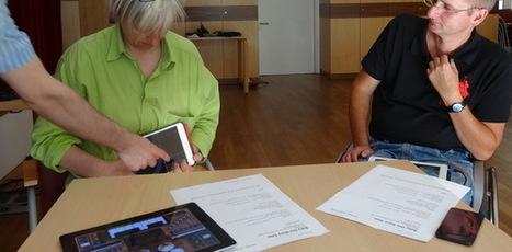 Workshop mit Menschen mit Behinderung | inklusive Medienangebote - von-mit-für-von Menschen mit Behinderung | Scoop.it