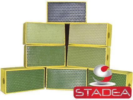 Glass Diamond Hand Pads For Glass | Diamond Polishing Pads, STADEA | Scoop.it