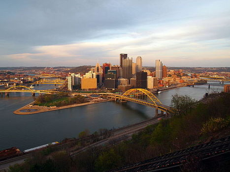What smart cities can learn from Pittsburgh - Pop City | Smart Cities in Water and Waste Sector | Scoop.it