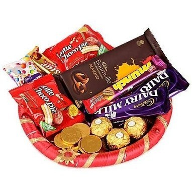 Making A Chocolate & Cookie Basket At Home. » Give.Celebrate.Surprise,Delight   Gift Ideas That You Will Love!   Scoop.it