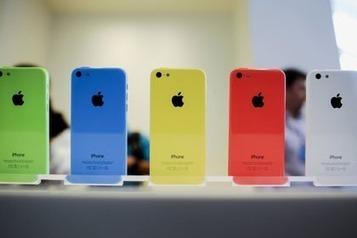Apple déçoit avec ses nouveaux iPhone, l'action chute | Global hot news | Scoop.it