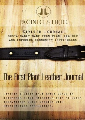 Transforming Filipino weeds into eco-fashion - Jacinto&Lirio | GirlTank | Yellow Boat Social Entrepreneurism | Scoop.it