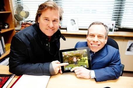 Twitter / Matmi: Val Kilmer and Warwick Davis ... | New Digital Media | Scoop.it
