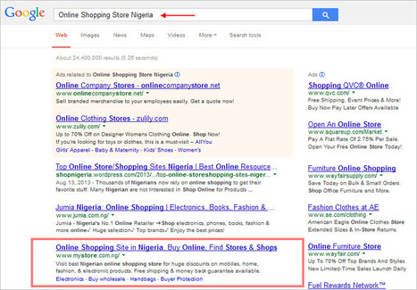 How to Better Rank Your Online Store on Google? [SEO Case Study] | Social Media Marketing, SEO and PPC | Scoop.it