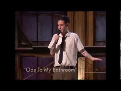 Geoff Trenchard — Ode to my Bathroom on Def Jam Poetry   Share This   Scoop.it