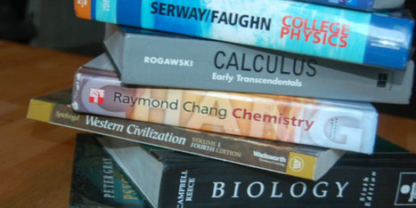 Textbook prices have risen more than 1000 percent since 1977 - WSPA.com | e-Books and e-Textbooks | Scoop.it