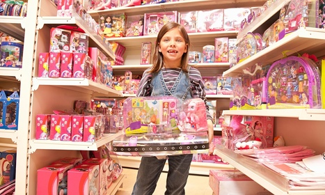 Stop shops sorting toys by gender, says equalities minister | Soup for thought | Scoop.it