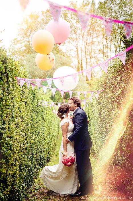 Floriane Caux Photographe de Mariage - De jolis Mariages - Toulouse, Ariège.: Des nouvelles en pleine saison des mariages ! | Cadeaux de mariage et voyage de noce | Scoop.it
