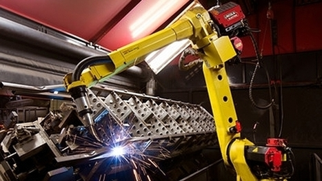 How Robots Can Save and Create Manufacturing Jobs | Modern Manufacturing Technology | Scoop.it
