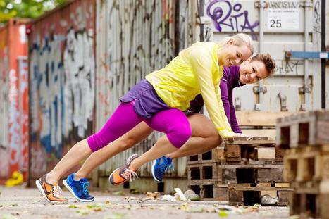 Juoksua piristävät harjoitukset täältä | harrastukset | Scoop.it