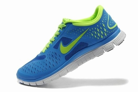 Mens Womens Nike Free 4.0 Game Royal Electric Green Shoes Cheap | Cheap KD Shoes | Scoop.it