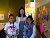 Brother & Sister with Rare Disease Receive Hope with Smile for a Lifetime Scholarships | Palo Alto Orthodontist Dr. Eric Wu Welcomes His First Three Patients to the Midpeninsula Chapter of the Smile for a Lifetime Orthodontic Foundation | Scoop.it