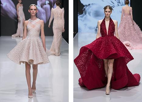En Parallèle de la semaine de la Haute Couture Parisienne - Fashion Spider - Fashion Spider – Mode, Haute Couture, Fashion Week & Night Show | fashion-spider mode | Scoop.it