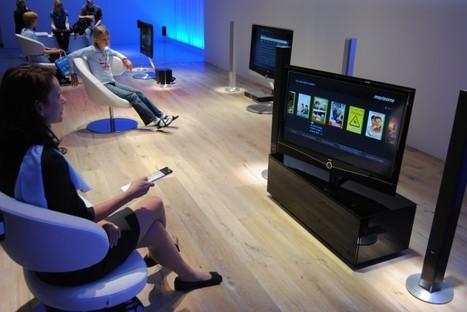 Tablets, televisión conectada y redes sociales enriquecen el escenario de consumo de televisión | Panorama Audiovisual | Radio 2.0 (En & Fr) | Scoop.it