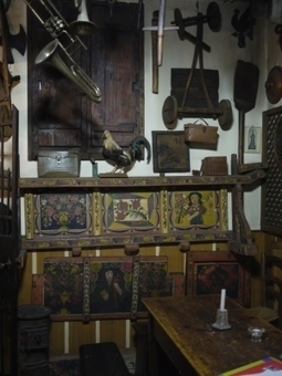 "Jesi and its secret rural ""museum"" 