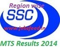 SSC MTS Results 2014 Region wise Exam Cut Off Marks Merit list | do12345 | Scoop.it