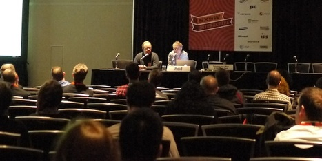 The MP3 Vs. the E-Book: 'Online Music Then and Now' SXSWi Examines What We Have (And Haven't) Learned   Music business   Scoop.it