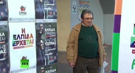 В Греции наступил «день тишины» в преддверии парламентских выборов | Global politics | Scoop.it