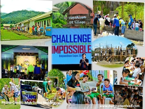 Volunteerism in the Philippines found its fertile ground in Gawad Kalinga | Enrich | Scoop.it