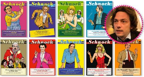 Rencontre avec Christophe Ernault, fondateur de la revue Schnock | DocPresseESJ | Scoop.it