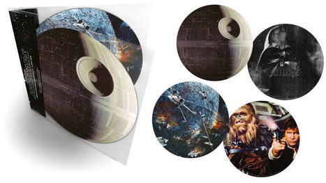 The Original Star Wars Soundtrack Will Be Available Again on This Gorgeous Vinyl Set | Level11 | Scoop.it