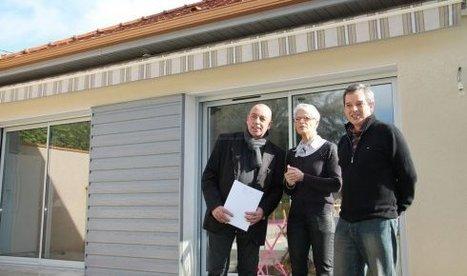 Orthez : leurs maisons sont un exemple d'économies d'énergie   Le flux d'Infogreen.lu   Scoop.it